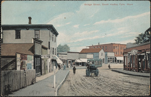 Bridge Street, South Hadley Falls, Mass.