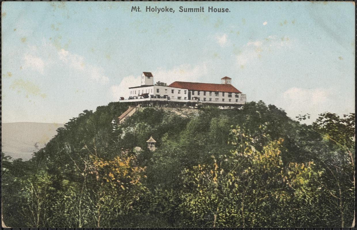 Mt. Holyoke, Summit House