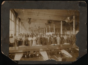 Nonquitt Mill workers