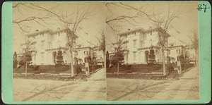 B.H. Waite Residence, New Bedford, MA