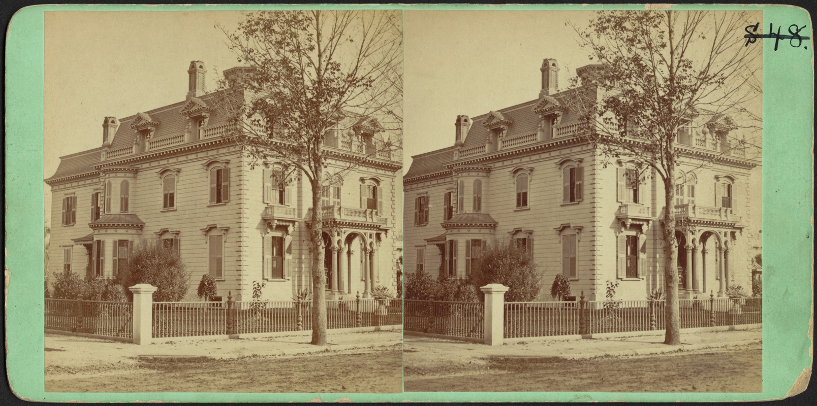 Haskell Residence, New Bedford, MA