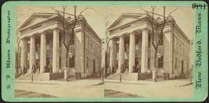 US Custom House and Post Office, New Bedford, MA