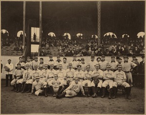 Boston Americans and Pittsburgh Pirates, Huntington Avenue Grounds, 1903 World Series