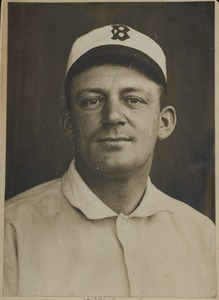 Bill Dahlen of the Boston National League Team