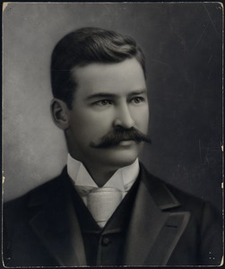 "Formal portrait of Michael ""King"" Kelly"