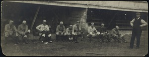 Boston Americans at Spring Training