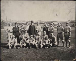 Connie Mack and the Philadelphia Athletics, 1905 World Series