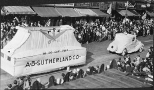 AB Sutherland CO float