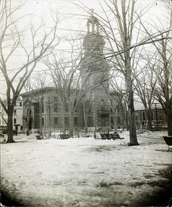 200 Common St. City Hall before remodeling (3 copies)