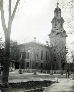 200 Common St. City Hall before remodeling