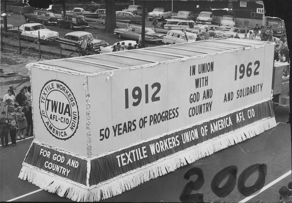 Textile Workers of America