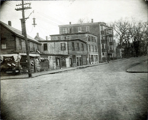 Amesbury St. from Valley St. west side looking north (2 copies)