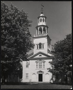 First Congregational Church, Old Bennington, Vt
