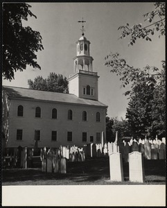 First Congregational Church - Old Bennington, Vt