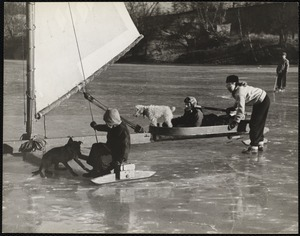 Winchester - Ice boating