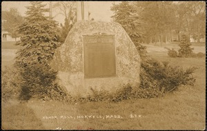 Honor Roll, Norwell, Mass.
