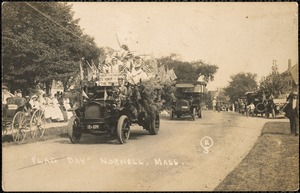 Norwell Historical Society Postcard Collection