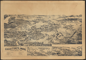 Cochituate, Mass. and North Natick 1887