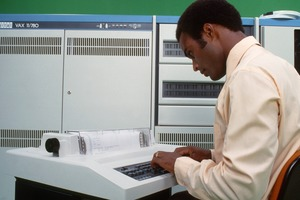 Digital Equipment Corporation VAX 11/780 mainframe computer, Maynard