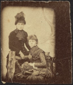 Young women, unidentified