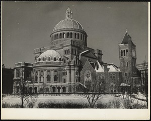 Christian Science Church, Boston