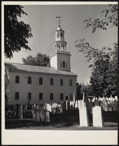 First Cong. Church, Old Bennington, Vt.