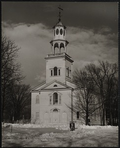 The First Congregational Church, Bennington, Vt.