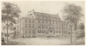 Faulkner Hospital new Nurses' Home