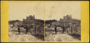 Rock and ruins of Cashel. Co. Tipperary