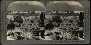 Lower Lake Killarney, from Lord Kenmare's mansion