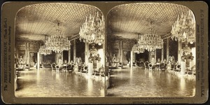 The Victoria Saloon, Royal Palace, Stockholm, Sweden
