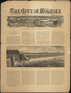 Holyoke History Newsprint Collection