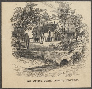 Estate of William Amory, Beacon Street