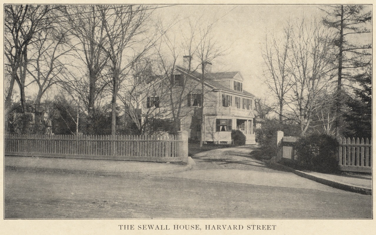 Stearns Sewall House