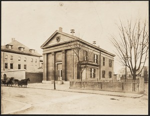 Second Town Hall, 1845-1872