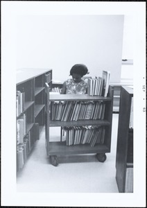 B.R. pict., children's room, main library