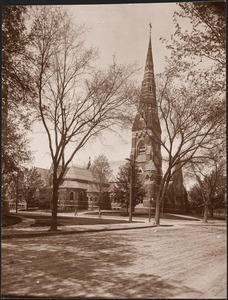 Harvard Church, Harvard St.