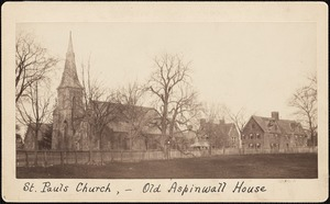 St. Paul's Church, Aspinwall Ave.