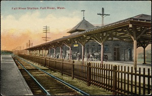 Fall River Station, Fall River, Mass.