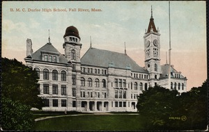 B.M.C. Durfee High School, Fall River, Mass.