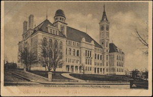 Durfee High School, Fall River, Mass.