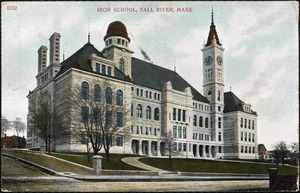 High school, Fall River, Mass.