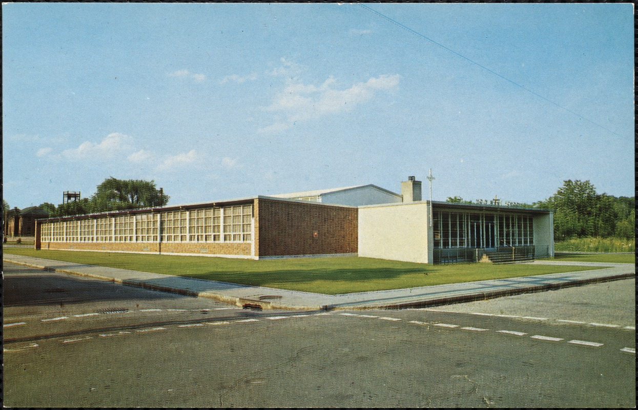 Holy Name Elementary School, Fall River, Mass.