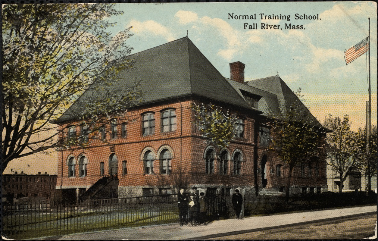 Normal Training School, Fall River, Mass.