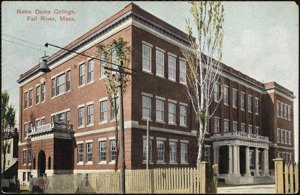 Notre Dame College, Fall River, Mass.