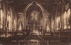 Chapel-Academy of the Sacred Hearts, Fall River, Massachusetts