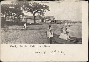 Sandy Beach, Fall River, Mass.