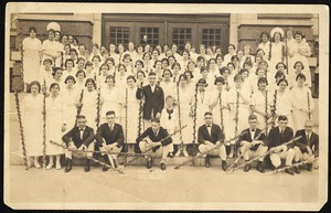 F.N.S. 1921 Class Day 1920