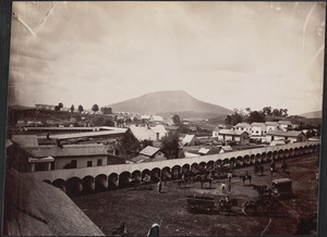 Chattanooga Tennessee (stables), bases of supplies