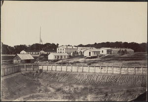 Barracks at Fort Carroll, D.C.